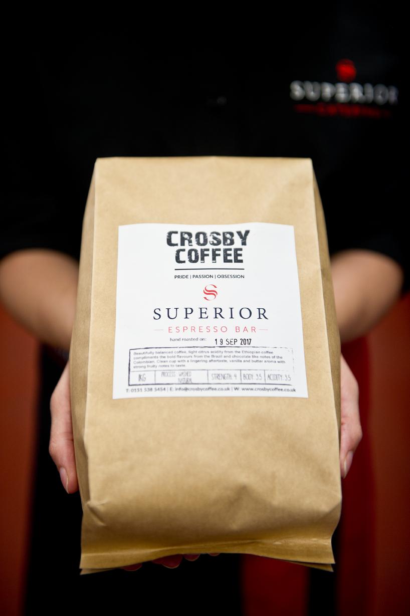 Breakfast catering crosby coffee