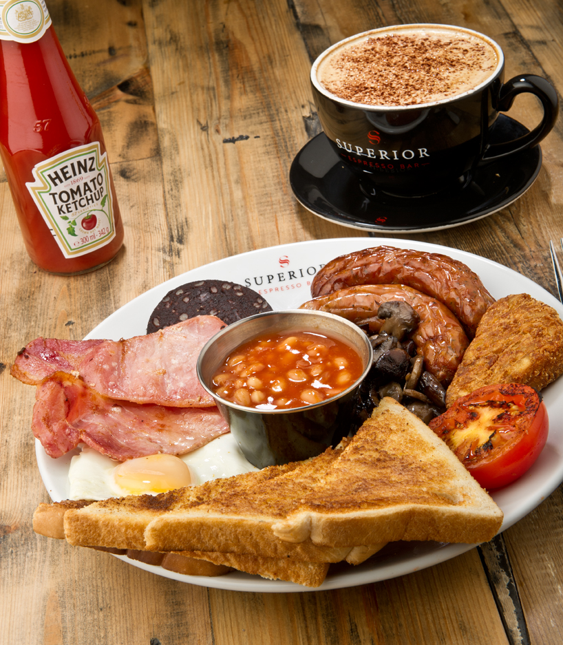 Christening catering breakfast and coffee